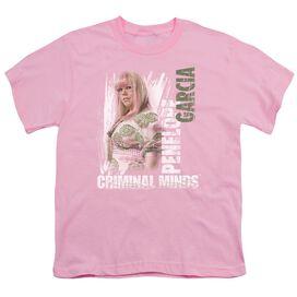 Criminal Minds Penelope Short Sleeve Youth T-Shirt