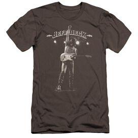 Jeff Beck Guitar God Premuim Canvas Adult Slim Fit