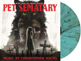 Christopher Young - Music from the Motion Picture Pet Sematary [Exclusive Cemetery Mist Blue Vinyl]