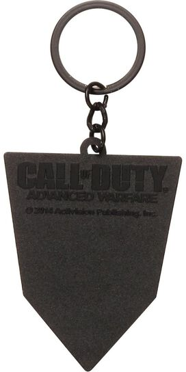 Call of Duty Sentinel Task Force Logo Keychain