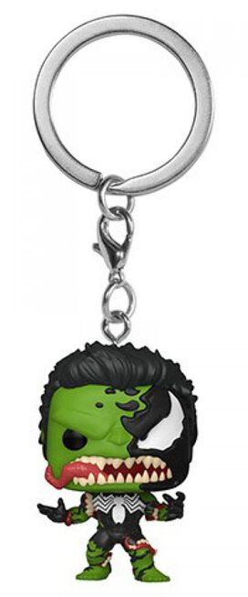 Funko Pocket Pop! Keychain: Venomized Hulk