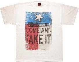 Flag Texas Come Take It T-Shirt