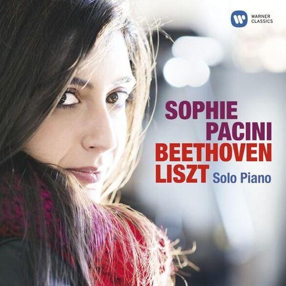 Sophie Pacini - Beethoven Liszt Solo Piano