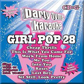 Various Artists - Party Tyme Karaoke: Girl Pop, Vol. 28 / Various