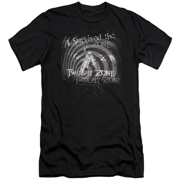 TWILIGHT ZONE I SURVIVED-S/S T-Shirt