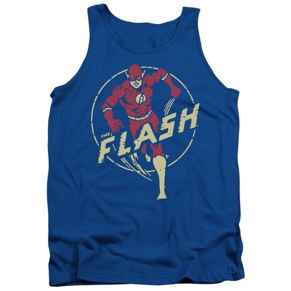 Dc Flash Flash Comics Adult Tank Royal