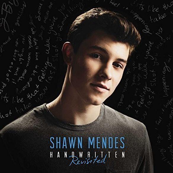 Shawn Mendes - Handwritten(Revisited)