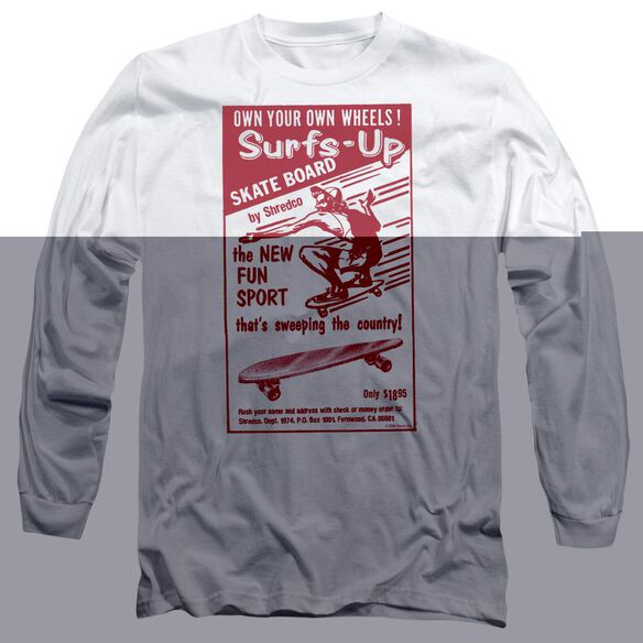 SURFS UP - ADULT 18/1 T-Shirt