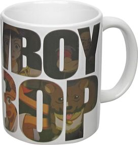 Cowboy Bebop Name Heat Changing Mug