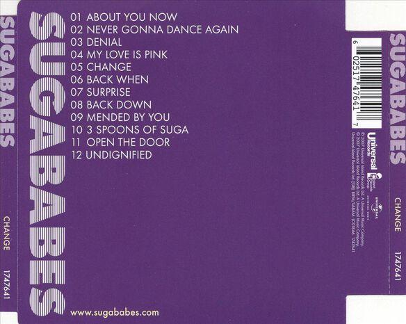 Change (Bonus Track)