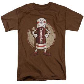 Tootsie Roll Tootsie Man Short Sleeve Adult T-Shirt