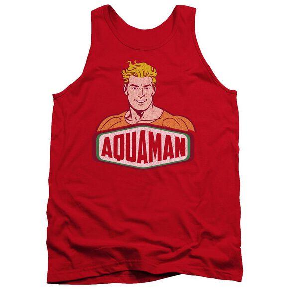 Dco Aquaman Sign Adult Tank