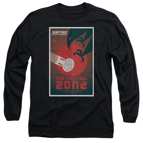 Star Trek Tng Season 1 Episode 26 Long Sleeve Adult T-Shirt