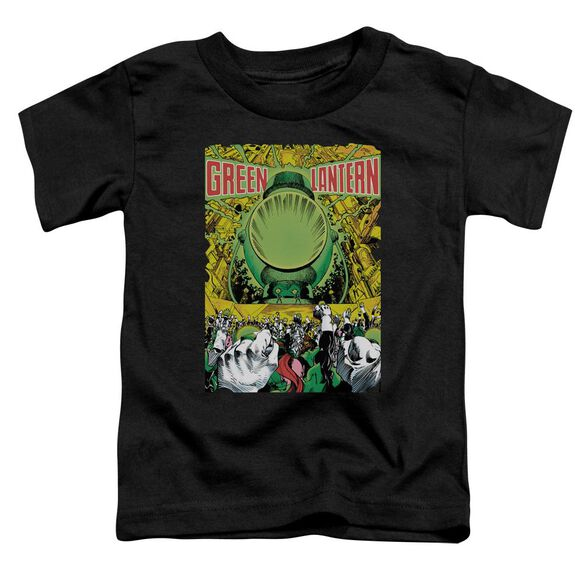 Green Lantern Gl #200 Cover Short Sleeve Toddler Tee Black Sm T-Shirt