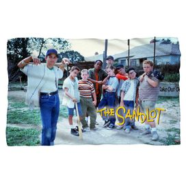 Sandlot Squad Fleece Blanket