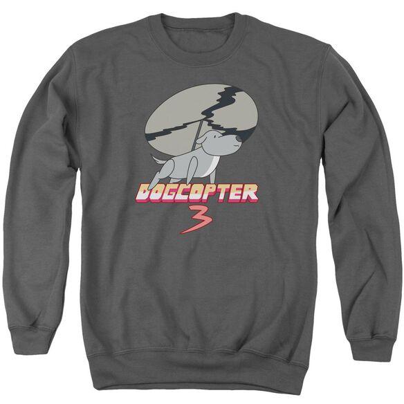 Steven Universe Dogcopter 3 Adult Crewneck Sweatshirt