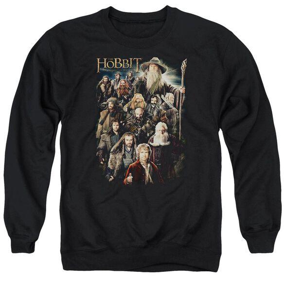 The Hobbit Somber Company Adult Crewneck Sweatshirt