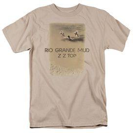 Zz Top Rio Grande Mud Short Sleeve Adult T-Shirt