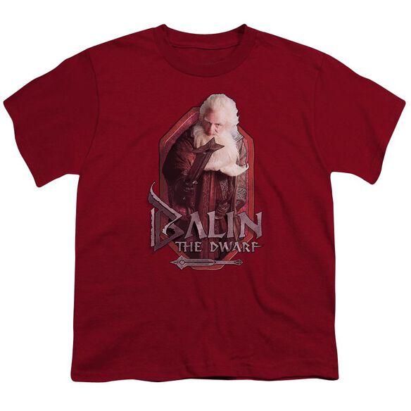 The Hobbit Balin Short Sleeve Youth T-Shirt