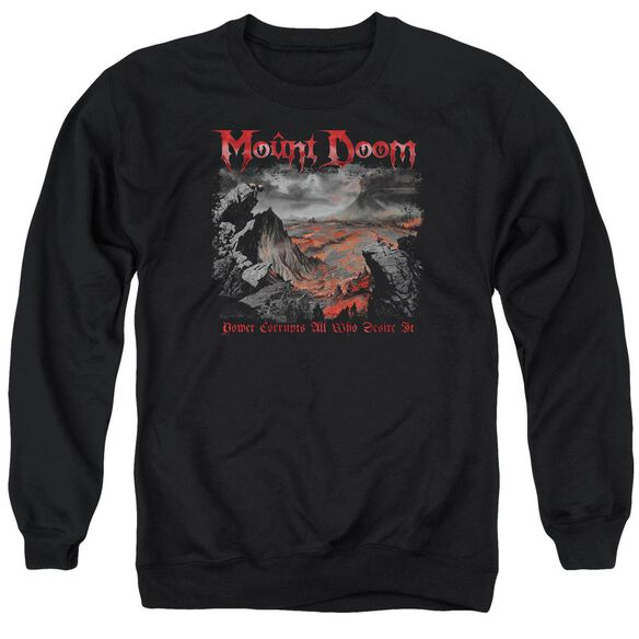 Lord Of The Rings Power Corrupts Adult Crewneck Sweatshirt