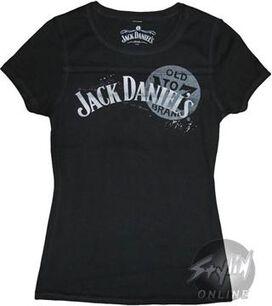 Jack Daniels Old 7 Baby Tee