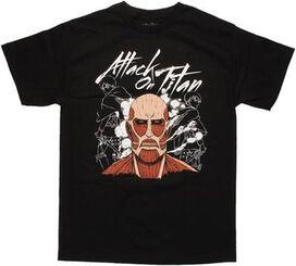 Attack on Titan Colossal Titan Head T-Shirt