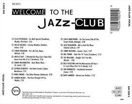 Various Artists - Jazz Club: Vocal