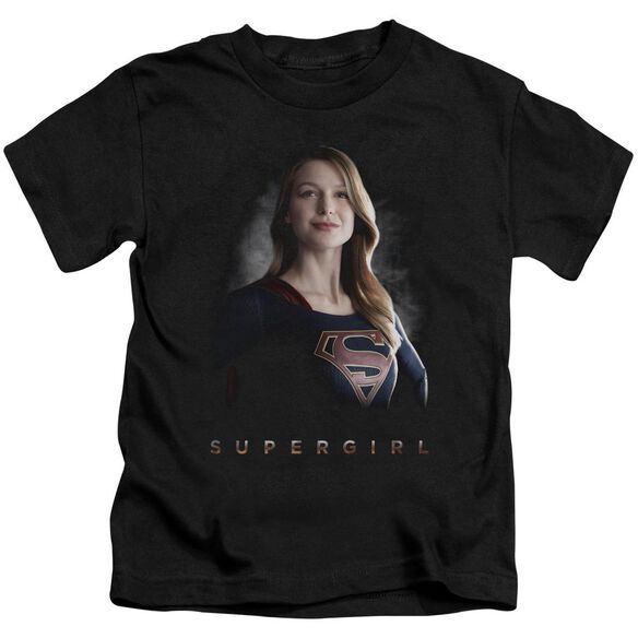 Supergirl Stand Tall Short Sleeve Juvenile T-Shirt