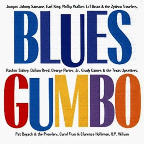 Blues Gumbo / Various