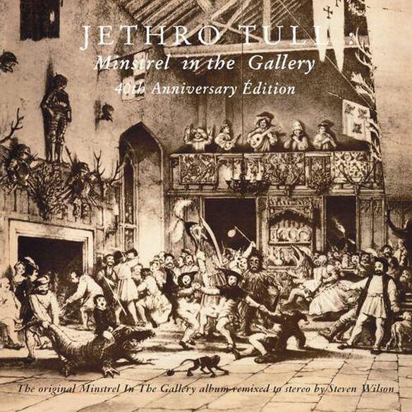 Minstrel In The Gallery 40 Th Anniversary La Grande