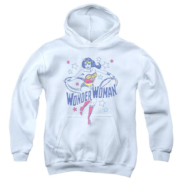 Dc Wonder Stars Youth Pull Over Hoodie