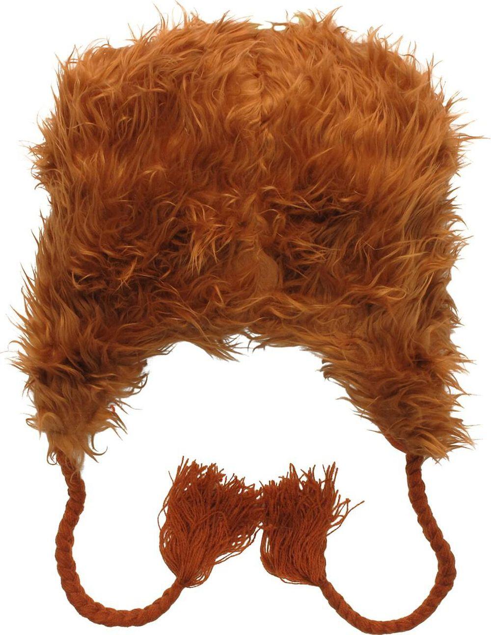 Star Wars Chewbacca Face Lapland Beanie  b02f462d665