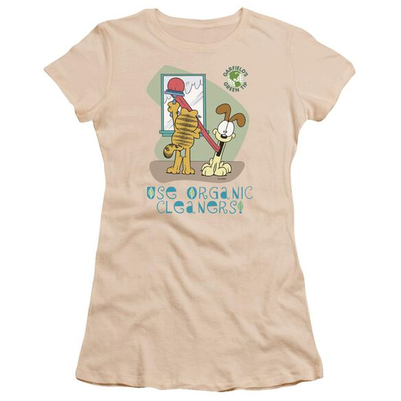 Garfield Organic Cleaners Premium Bella Junior Sheer Jersey
