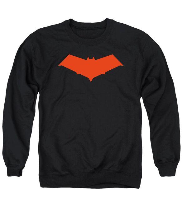 Batman Red Hood Adult Crewneck Sweatshirt