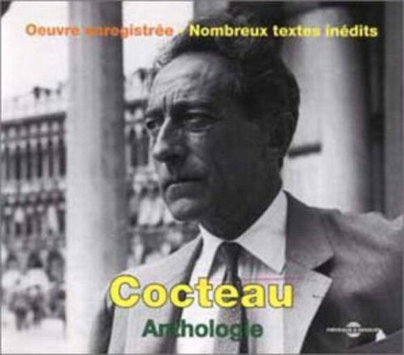 Jean Cocteau - Anthologie de L'oeuvre Enregistree