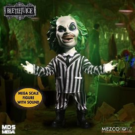 Beetlejuice Mega-Scale 15-Inch Talking Doll