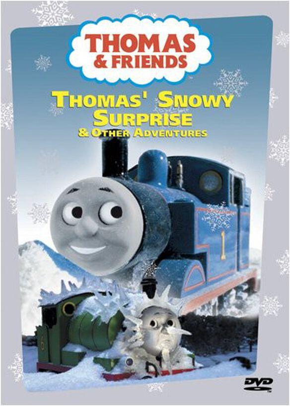 Snowy Surprise