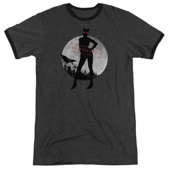 Arkham City Catwoman Convicted Adult Heather Ringer Charcoal