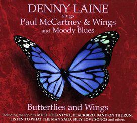 Denny Laine - Butterfly & Wings: Denny Laine Sings McCartney