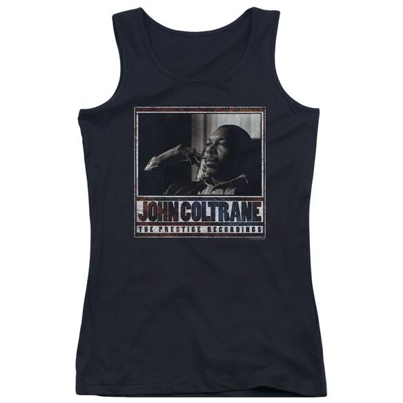 John Coltrane Prestige Recordings Juniors Tank Top