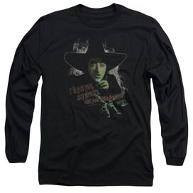 WIZARD OF OZ AND YOUR LITTLE DOG TOO-L/S T-Shirt