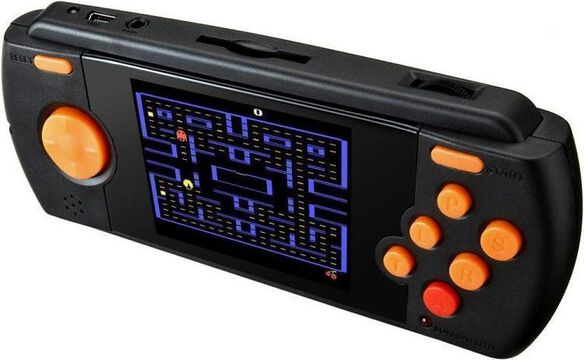Atari flashback 8 portable game console fye - Atari game console for sale ...