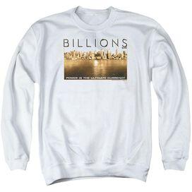Billions Golden City Adult Crewneck Sweatshirt
