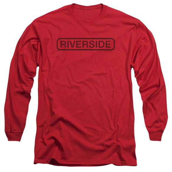 Riverside Riverside Vintage Long Sleeve Adult T-Shirt