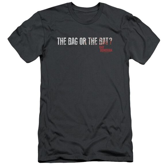 Ray Donovan Bag Or Bat Short Sleeve Adult T-Shirt