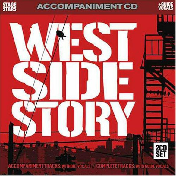 Karaoke: West Side Story Accompaniment Cd / Var