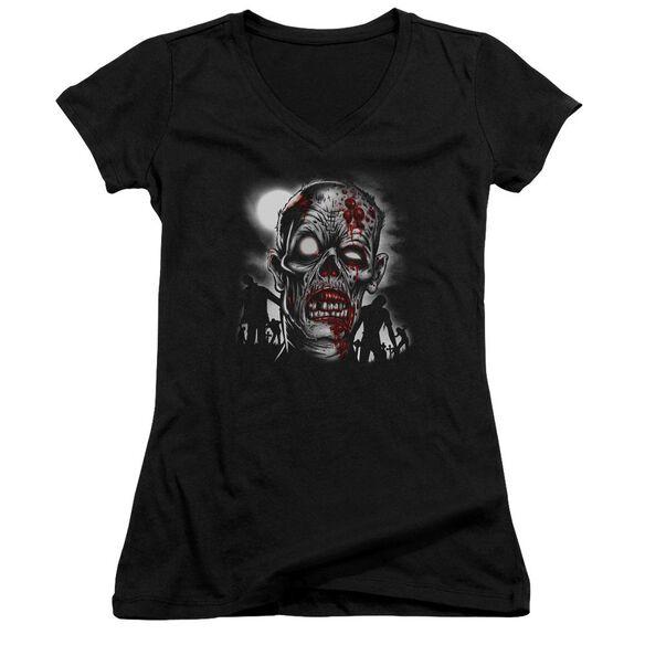 Walking Dead Junior V Neck T-Shirt