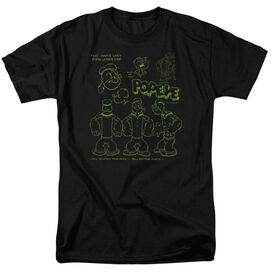 POPEYE WE CAN REBUILD HIM-S/S T-Shirt