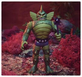 The Outer Space Men Colossus Rex