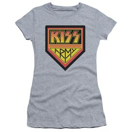 KISS ARMY LOGO-S/S JUNIOR T-Shirt